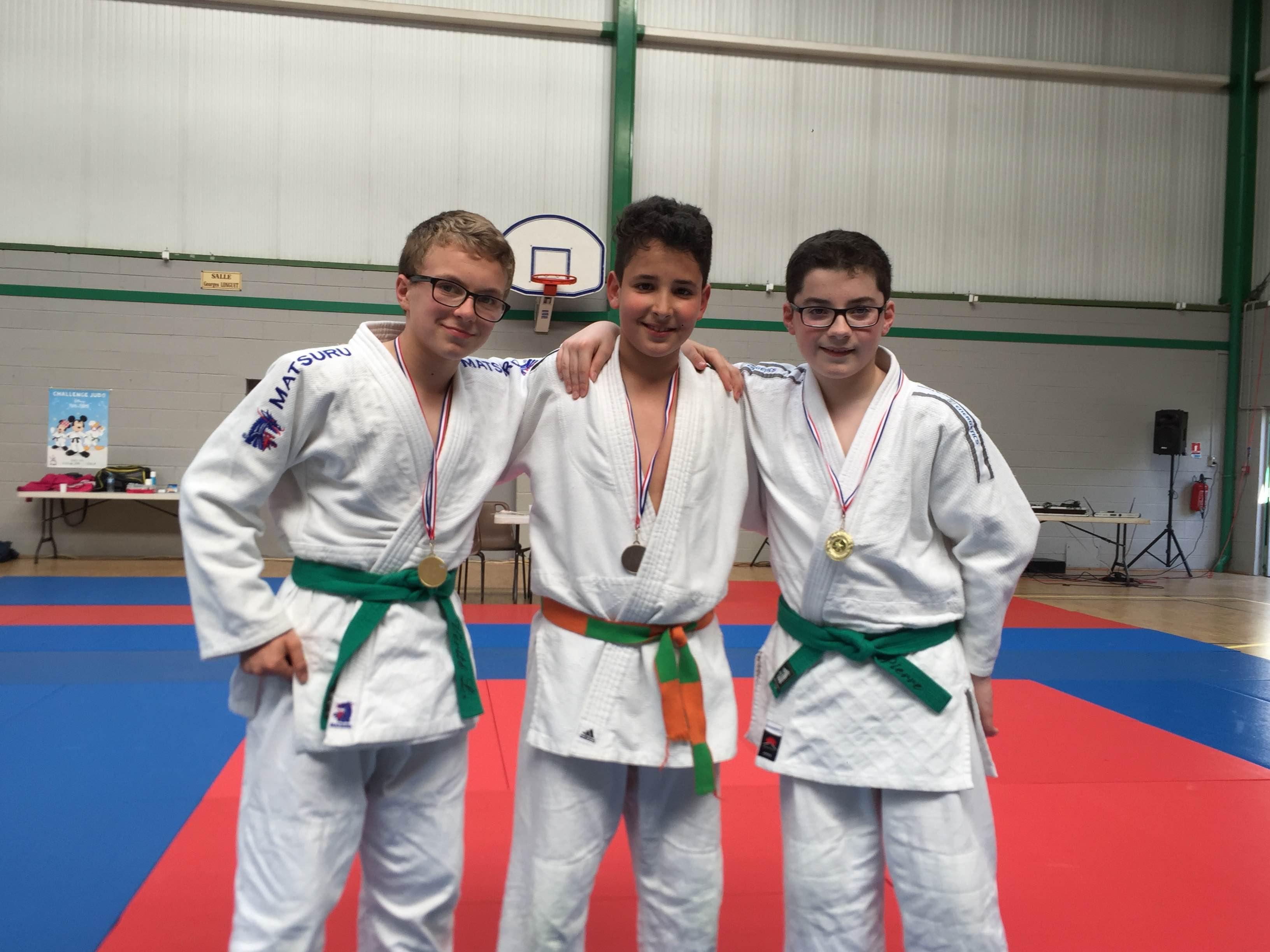 club judo pont audemer